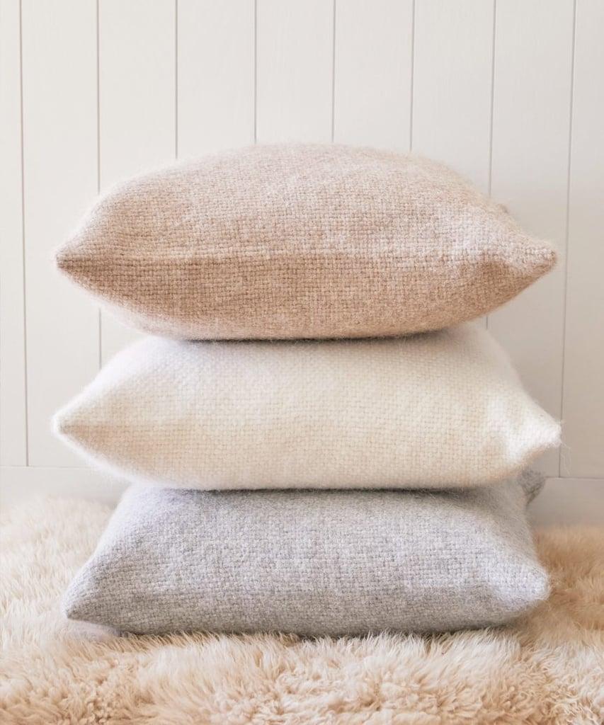 Jenni Kayne Alpaca Basketweave Pillow