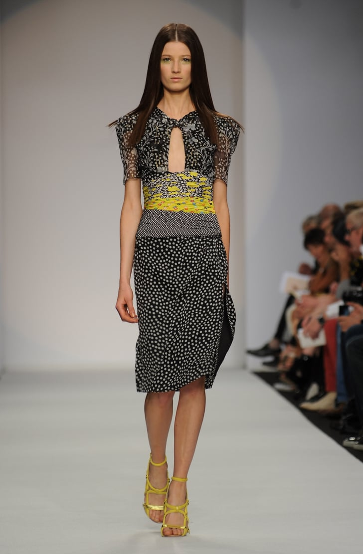 Spring 2011 Milan Fashion Week: Aquilano E Rimondi