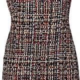 Alexander McQueen Wishing Tree Tweed fitted dress