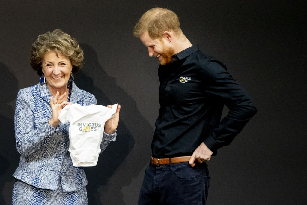 Prince Harry at the Launch of the 2020 Invictus Games