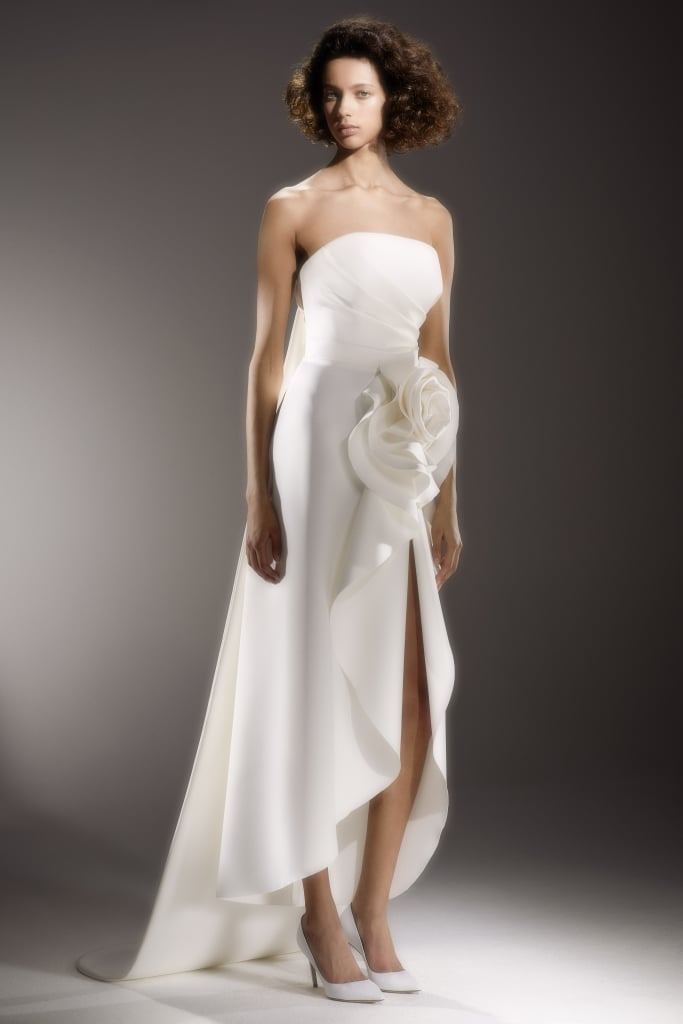 Bridal Trend Spring 2020: Slitted Dresses Made For Shoe Moments