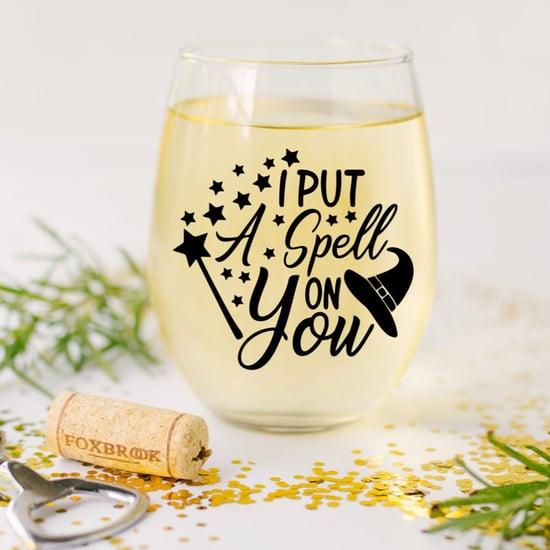 25+ Hocus Pocus Wine Glasses That Are Truly Perfect