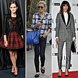 These celebs prove there's more than one way to wear plaid.