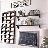 Chalkboard and Place Card Holder