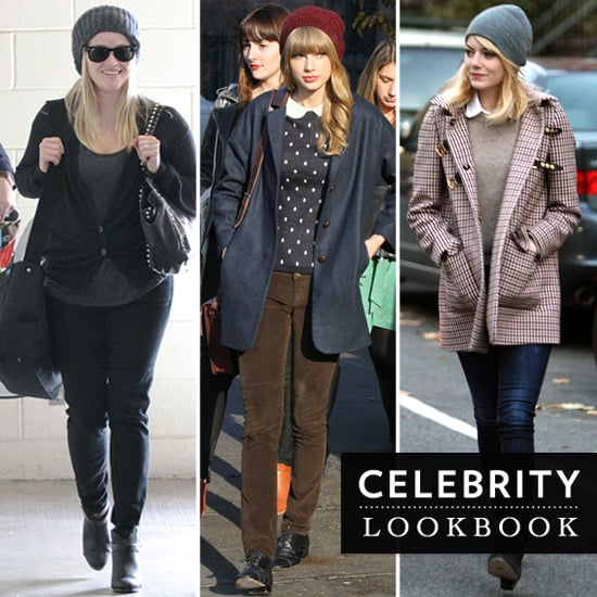 Reese, Taylor, and Emma Make a Serious Case For the Winter Beanie