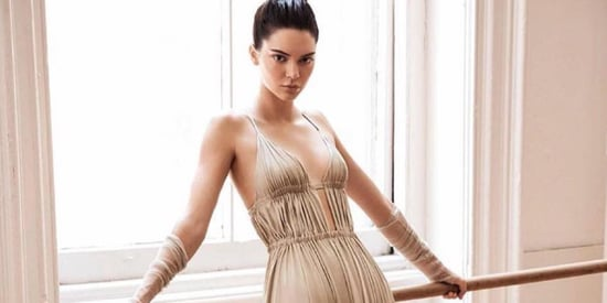 Ballerinas Have Their Tights In Knots Over Kendall Jenner's Dance-Inspired Shoot