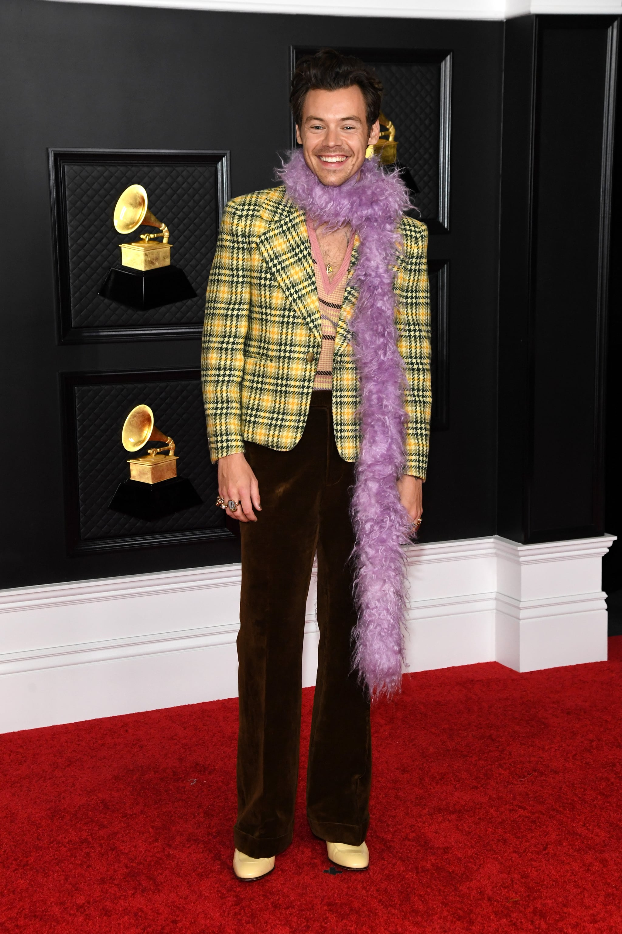 2021 Grammy Awards: See all the Fashion From the Red Carpet | POPSUGAR Fashion
