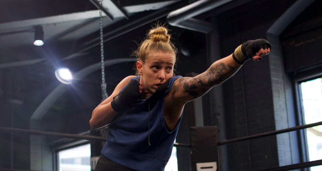 A Kickass Boxing Workout You Can Do Anywhere
