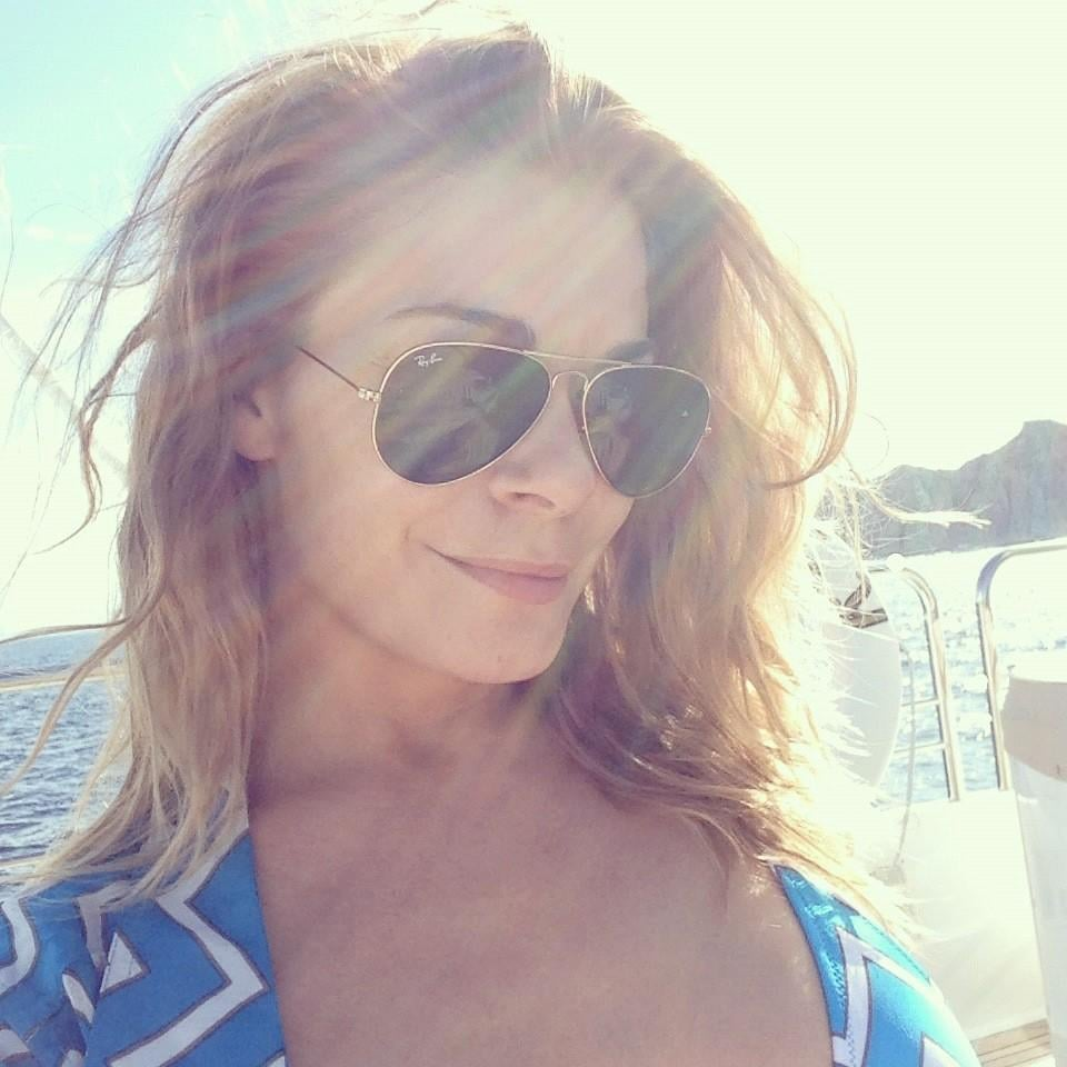 LeAnn Rimes shared a photo from sunny Cabo San Lucas. Source: Twitter user leannrimes
