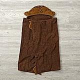 Petting Zoo Monkey Hooded Towel