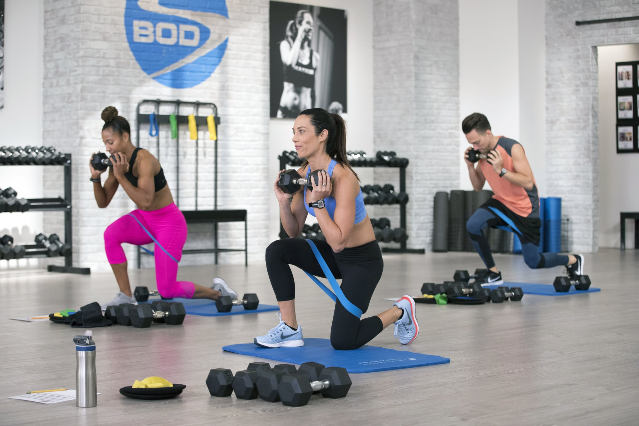 How Many Reps Should I Do to Lose Weight? | POPSUGAR Fitness
