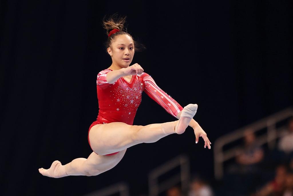 US Women's Olympic Gymnastics Team Alternate: Emma Malabuyo