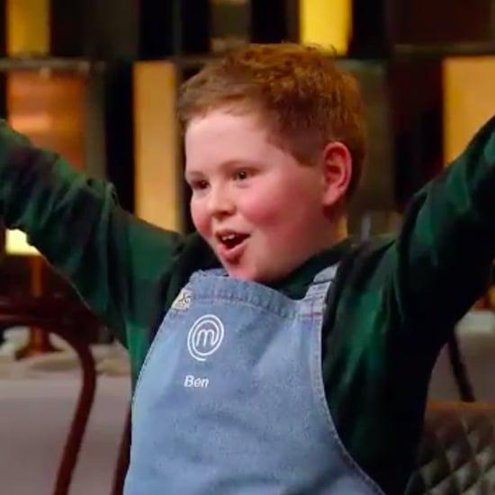 Ben Shouts Out Albury Bao Buns on Junior MasterChef