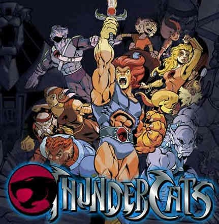 """ThunderCats"": Another '80s Cartoon to Become a Movie"