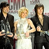 2011 — The Band Perry