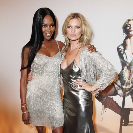Kate Moss and Sienna Miller at Topshop Collection Launch