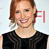 Jessica Chastain at the AFI Awards.