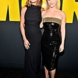Jennifer Aniston and Reese Witherspoon at The Morning Show Premiere