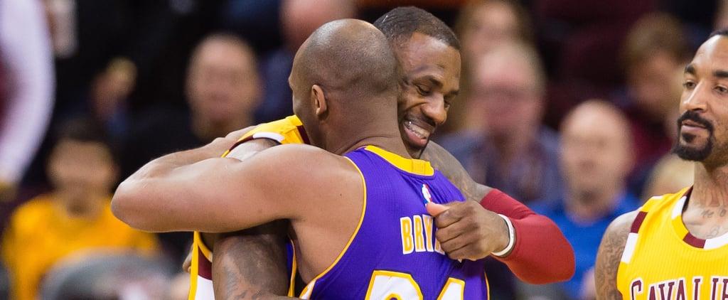 LeBron James Gets New Tattoo Honouring Kobe Bryant