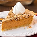 Streusel-Topped Pumpkin Pie