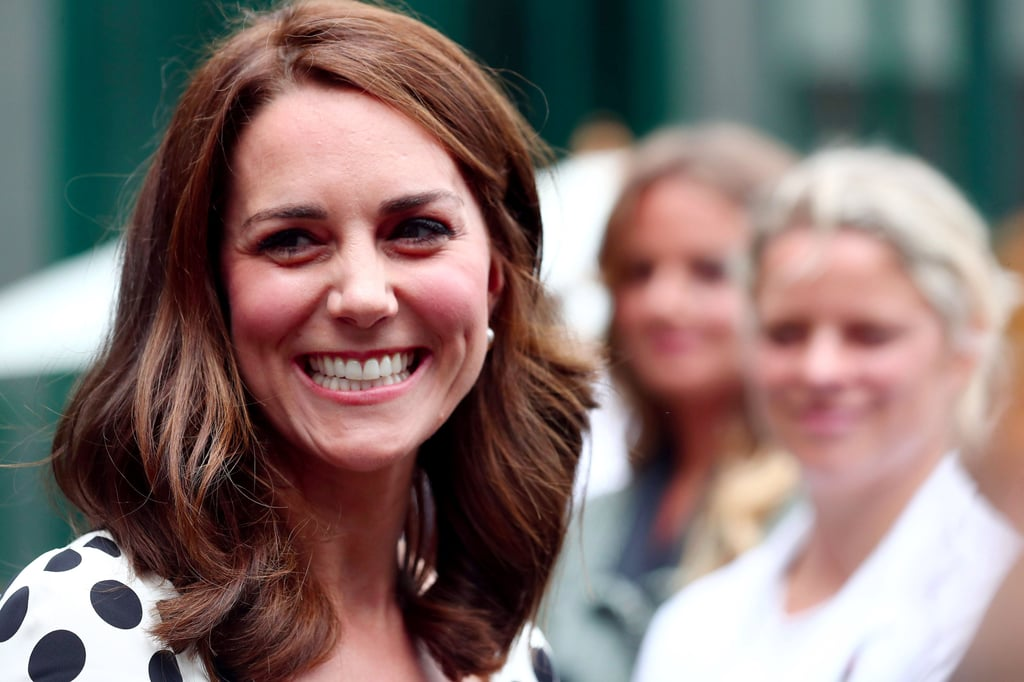 Kate Middleton Short Hair 2017