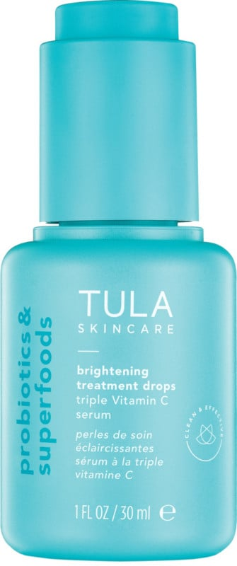 Tula Brightening Treatment Drops Triple Vitamin C Serum