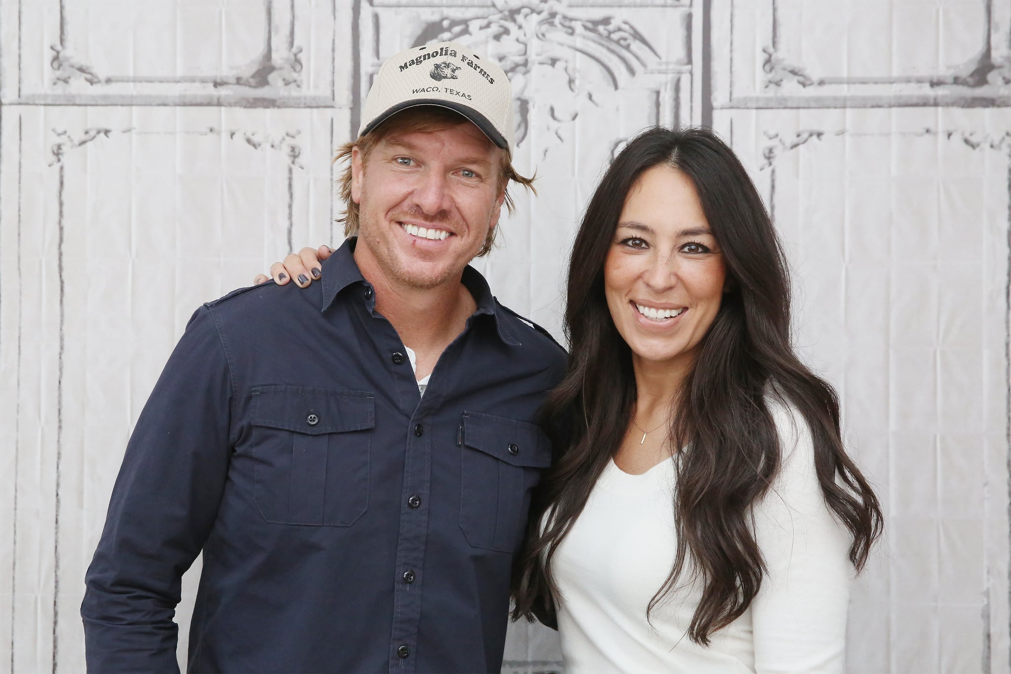 NEW YORK, NY - OCTOBER 19: The Build Series presents Chip Gaines and Joanna Gaines to discuss their new book