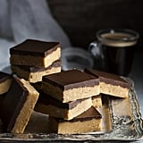 5-Ingredient Peanut Butter Chocolate Bars