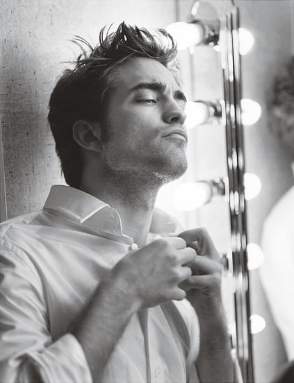 Robert Pattinson does Vanity Fair-december 09