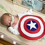 Nurses Dress NICU Babies in Halloween Costumes