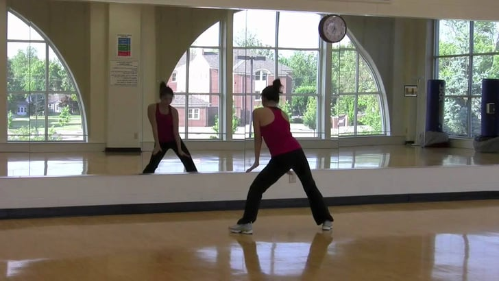 zumba workouts to latin music on youtube set to pam pam by wisin y yandel popsugar latina. Black Bedroom Furniture Sets. Home Design Ideas