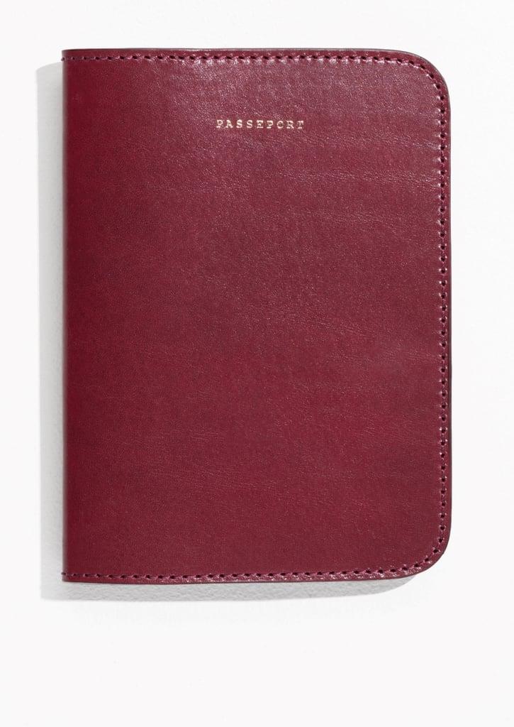 & Other Stories Passport Holder