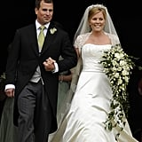 Wedding of Peter Phillips and Autumn Kelly (2008)