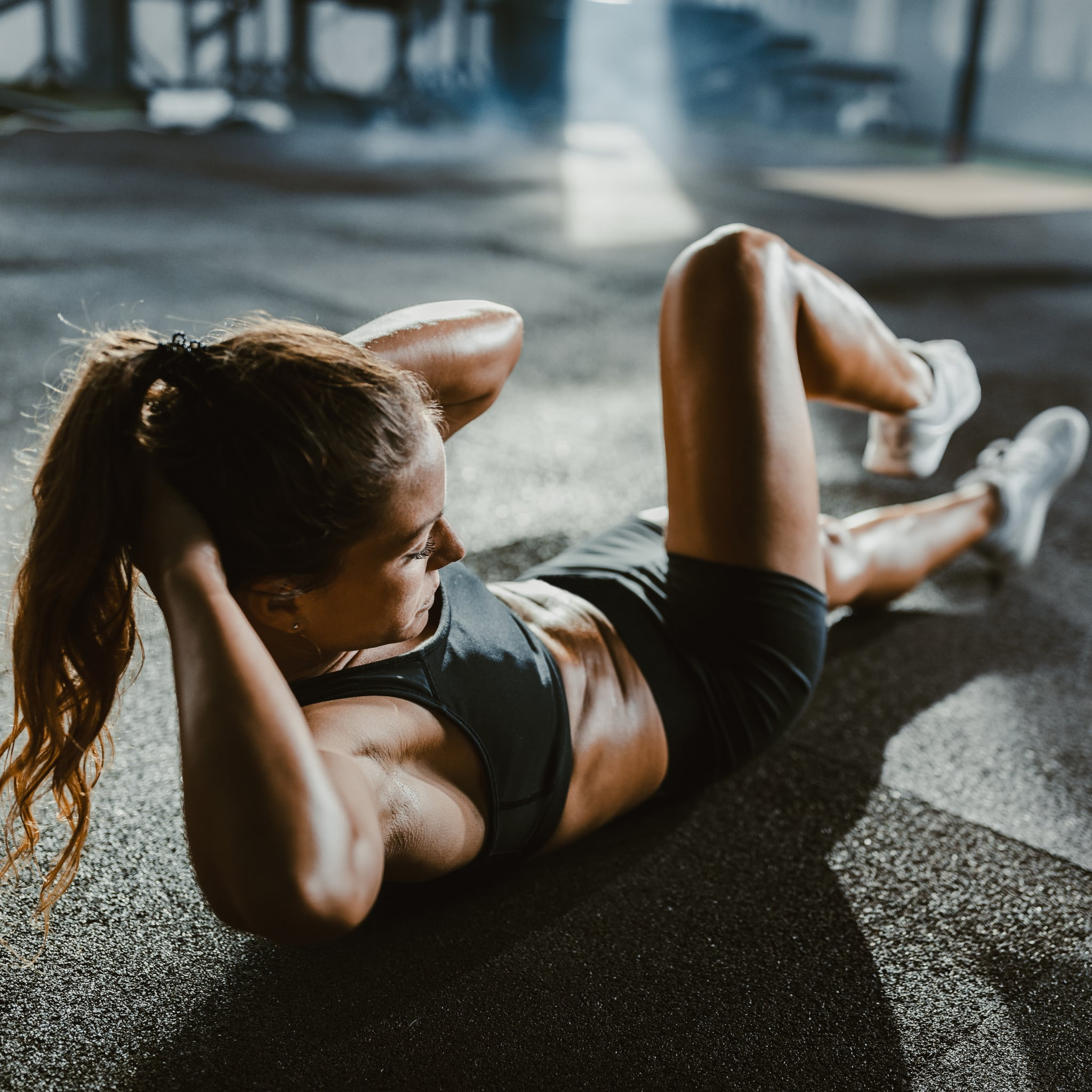 Ab Exercises From a Barry's Bootcamp Trainer   POPSUGAR Fitness