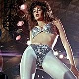 "Teri Hatcher as Katherine ""Kiki"" Tango in Tango & Cash, 1989"