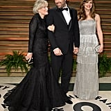 Ben Affleck and Jennifer Garner at Vanity Fair's Party