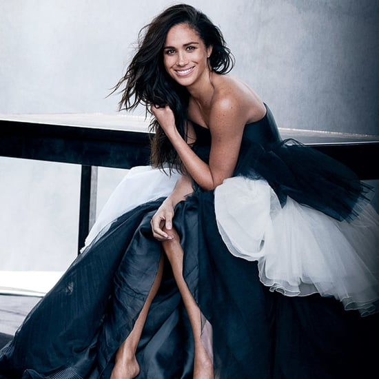 Meghan Markle Talks About Prince Harry in Vanity Fair 2017