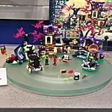 Lego Elves Magic Recuse From the Goblin Village