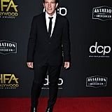 Antonio Banderas at the 23rd Annual Hollywood Film Awards