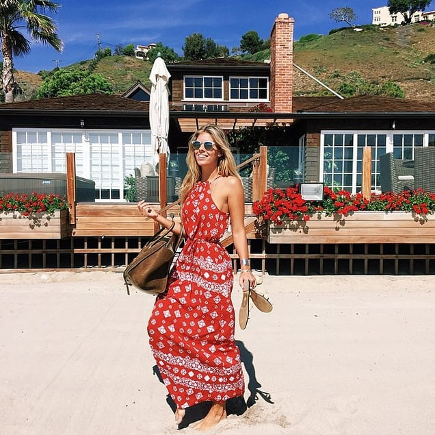 This Is the Brand All the Fashion Bloggers Are Wearing on Holiday