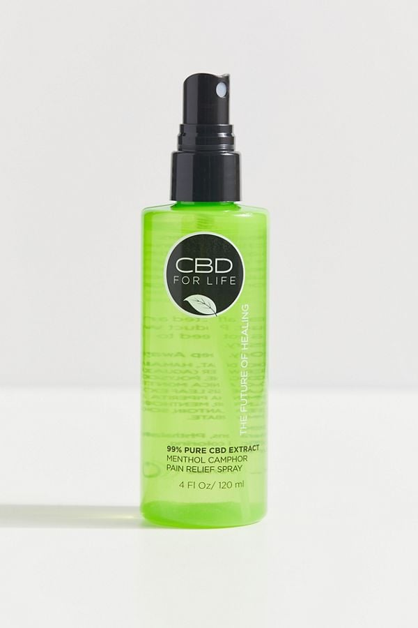 CBD For Life Pain Relief Topical Spray