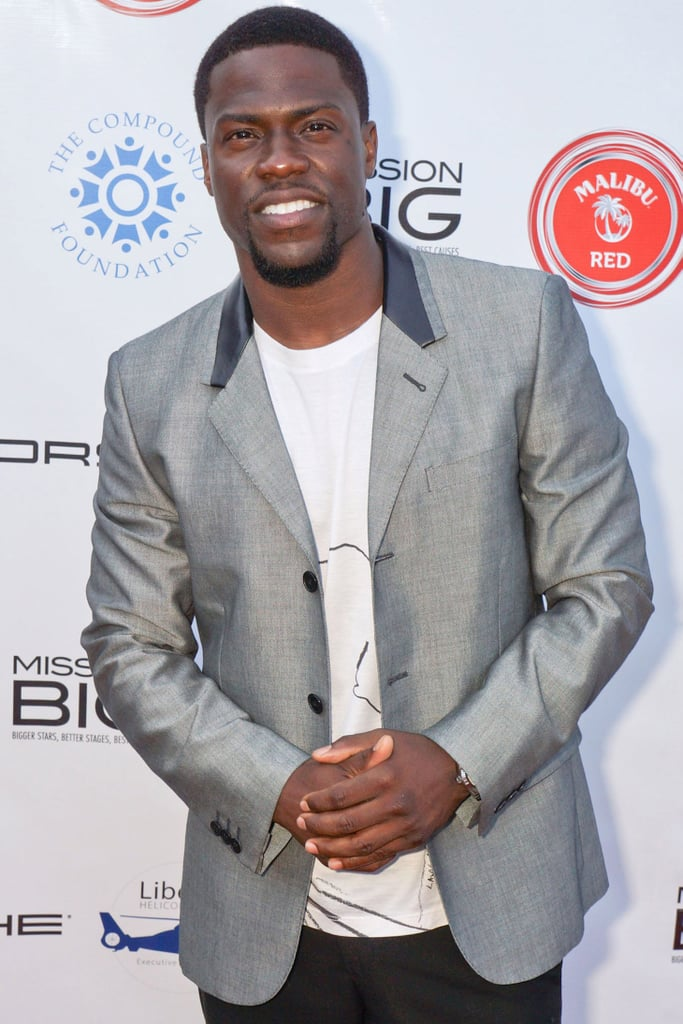b200555f7b9 Kevin Hart will play LeBron James  brother in Ballers