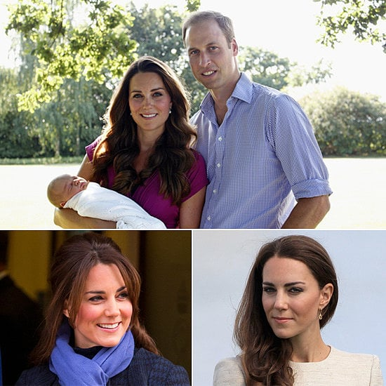 Kate Middleton's Flawless Family-Portrait Hair and 17 More of Her Best Hair Looks