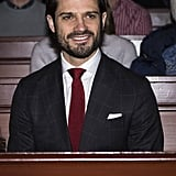 Sexy Prince Carl Philip Pictures