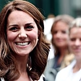 Kate Middleton With Short Hair 2017