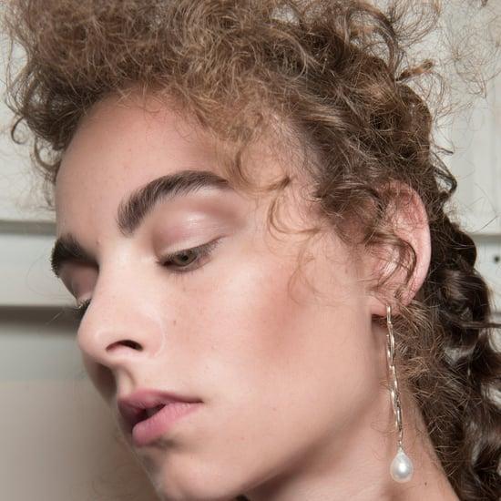 Brow Gel as Highlighter | New York Fashion Week Spring 2018