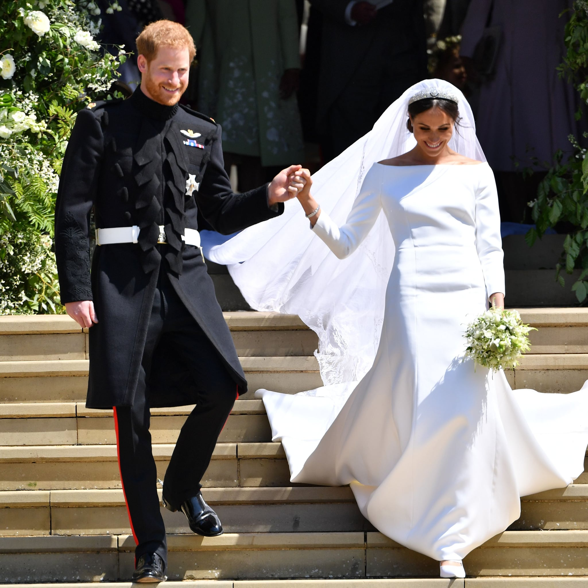 British Traditions At The 2018 Royal Wedding Popsugar Celebrity