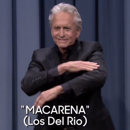 "Michael Douglas's ""Macarena"" Moves Will Have You Laughing Out Loud"