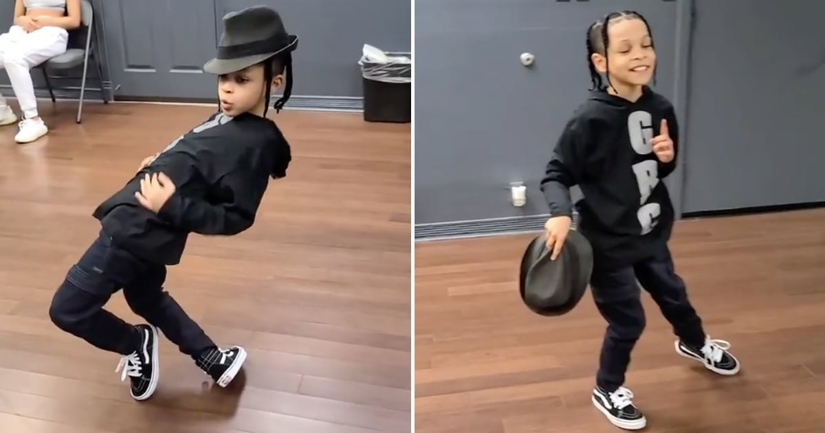 "This 9-Year-Old's Twist on ""Singin' in the Rain"" Brought a Smile to My Face — That Moonwalk!.jpg"