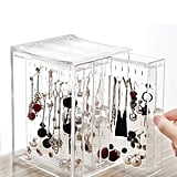 Clear Jewelry Storage Box
